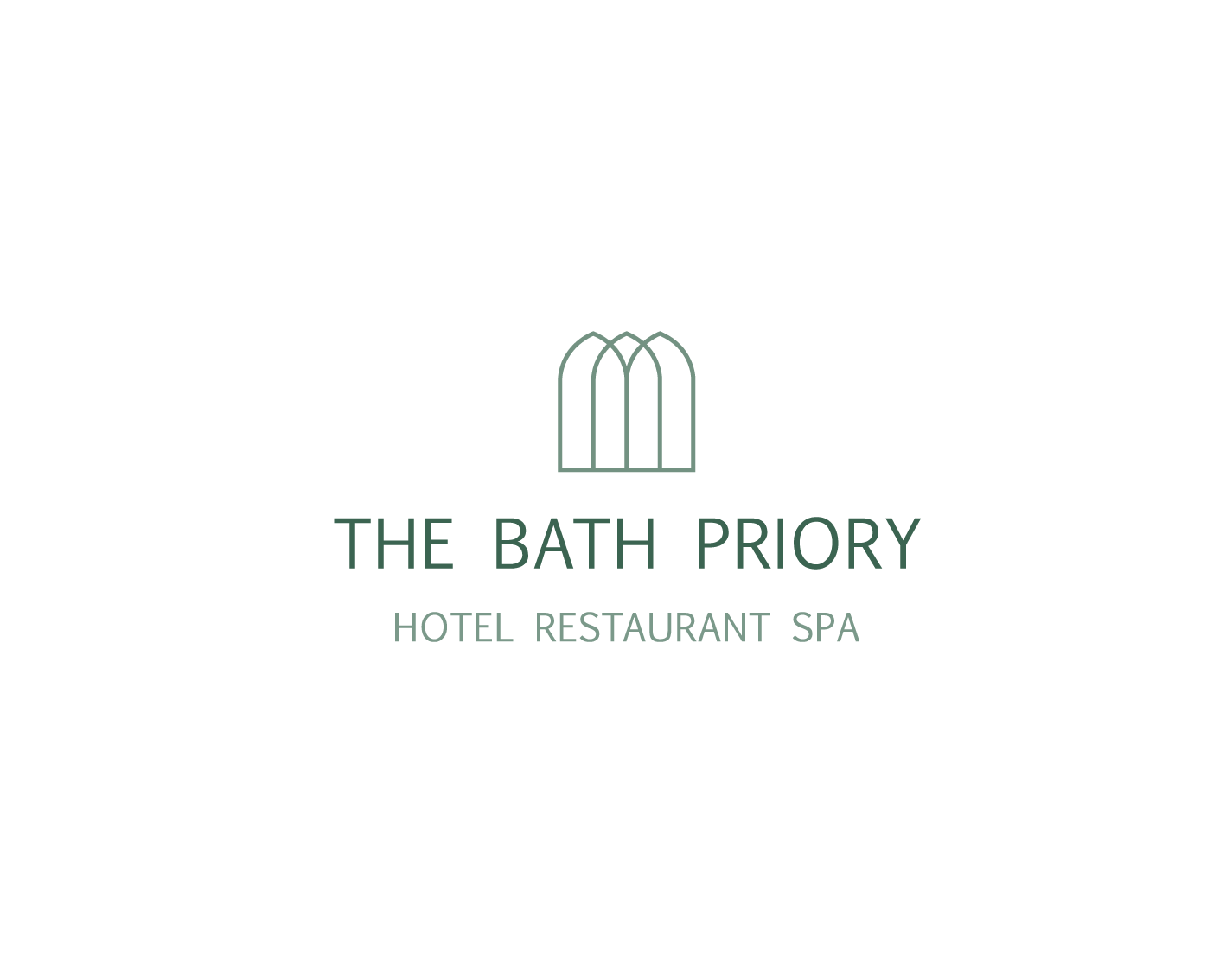 The Bath Priory logo